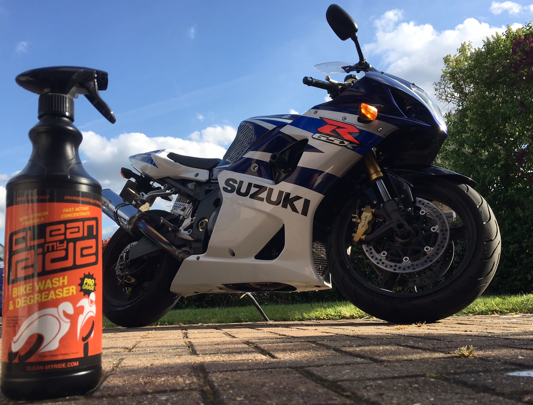 Clean MyRide Combined Wash & Degreaser